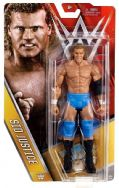 WWE Basic Wrestling Action Figure Series 63 - Sid Justice